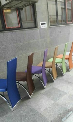 عرضه صندلی چیواری
